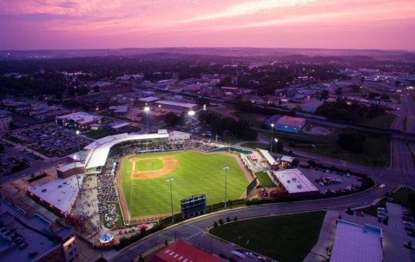 Bowling Green Hot Rods Baseball Stadium